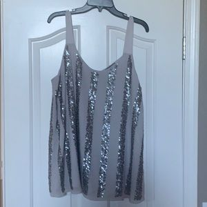 A Pea In The Pod Sequin Top